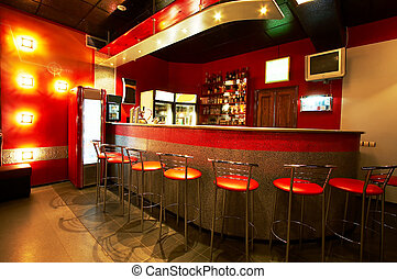 moderne, bar