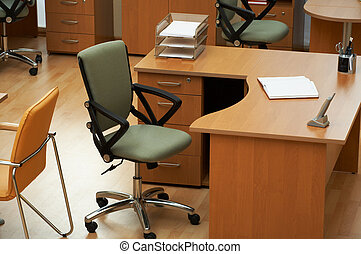 moderne, bureau