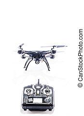 moderne,  copter, flyvemaskine, Hanbi,  closeup, Teknologi