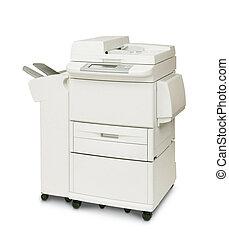 moderne, digitale , printer