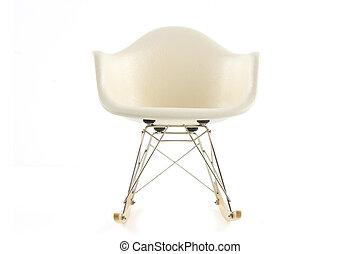 moderne, fauteuil bascule