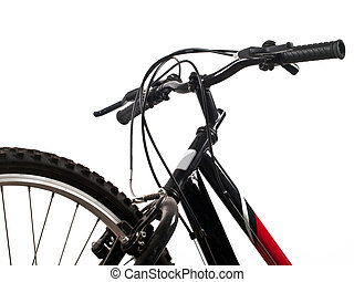 moderne, fiets