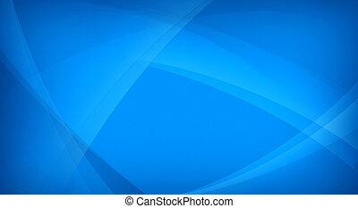 moderne, fond, bleu, résumé