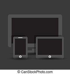 moderne, gadgets