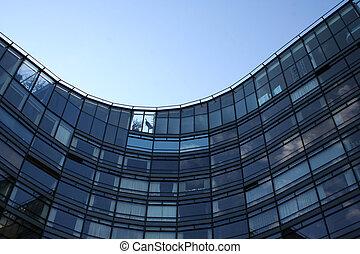 moderne, immeuble
