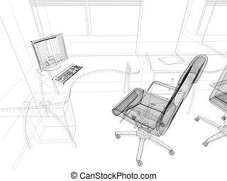 Int rieur box moderne bureau image recherchez photos for Bureau de licence