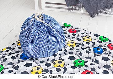 int rieur chambre coucher enfant image recherchez photos clipart csp7492177. Black Bedroom Furniture Sets. Home Design Ideas