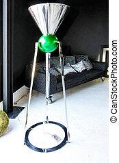 moderne, lampe