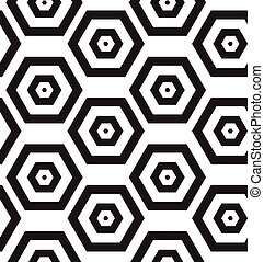 moderne, pattern., seamless, clasical, vector, geom, het herhalen, texture.
