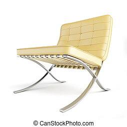 moderne, stoel