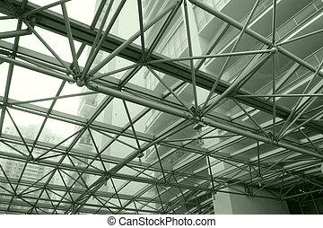 moderne, structure