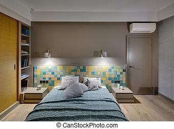 climatiseur chambre coucher climatiseur h tel moderne chambre coucher. Black Bedroom Furniture Sets. Home Design Ideas