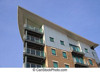 moderno, 4, appartamenti