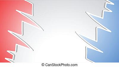 moderno, bandiera
