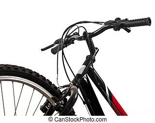 moderno, bicicleta