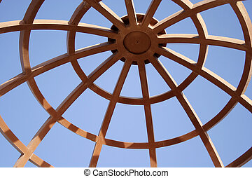 moderno, cúpula