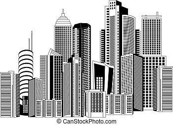 moderno, città