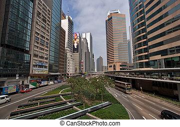 moderno, city.