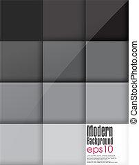 moderno, disegno