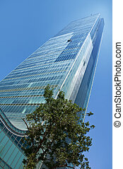 moderno, grattacielo