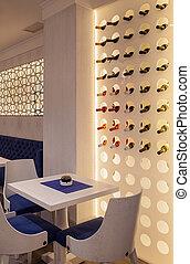 moderno, lusso, ristorante