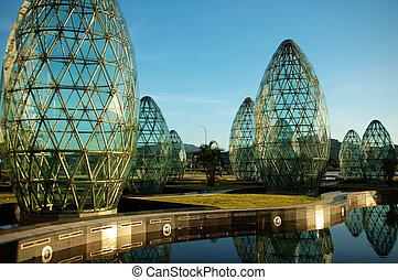 moderno, resumen, arquitectura