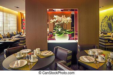 moderno, ristorante