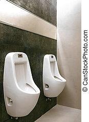 moderno, urinario
