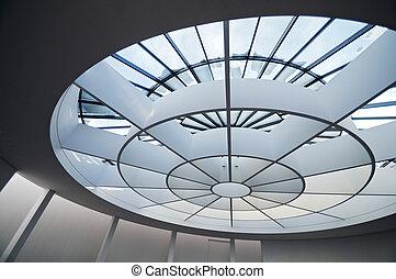 modernos, arquitetura
