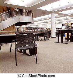 modernos, biblioteca