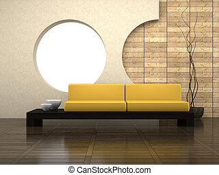 modernos, drawing-room