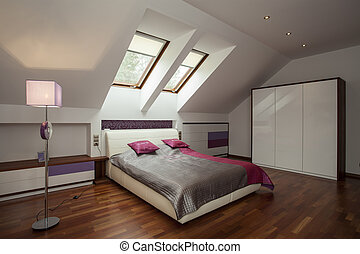 modernos, espaçoso, quarto