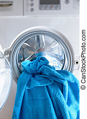 modernos, lavadora roupa