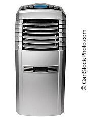 modernos, móvel, air-conditioner