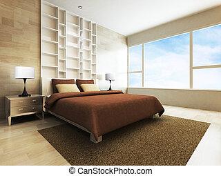 modernos, quarto