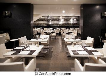 modernos, restaurante