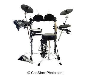 modernos, tambores