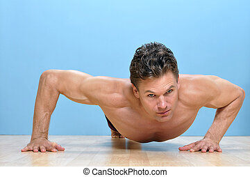 Modified pushup