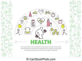 modo vivere sano, sagoma