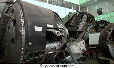 Module of the spacecraft