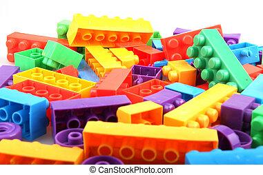 modules, plastique