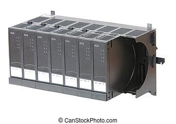 modules, varios, input/output, estante