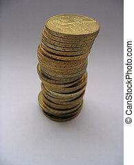 moeda, torre, #2