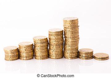moedas, euro