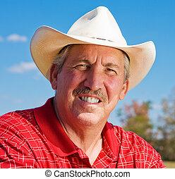 mogna, cowboy