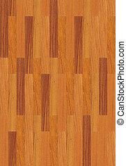mogno, seamless, textura, chão