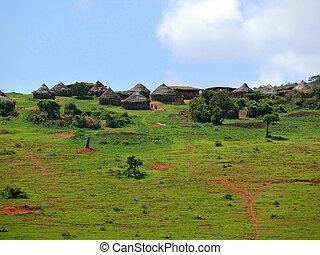moiale., ethiopiër, nationale, ethiopia., cross-border,...