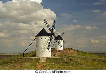 moinho de vento, alcazar, 14