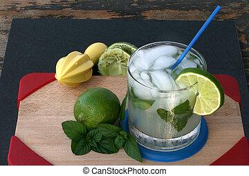Mojito Cocktail 2
