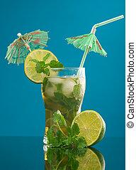 Mojito cocktail. i
